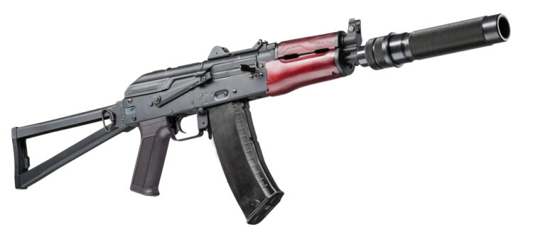 AKS-74U FALCON