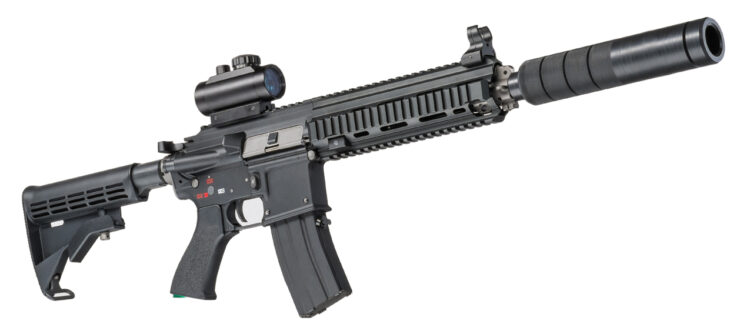 HK416 BERGMAN