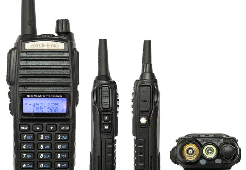 BAOFENG RADIO SET