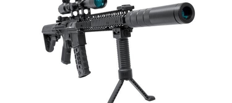 Snajperska puška M4 - Flash