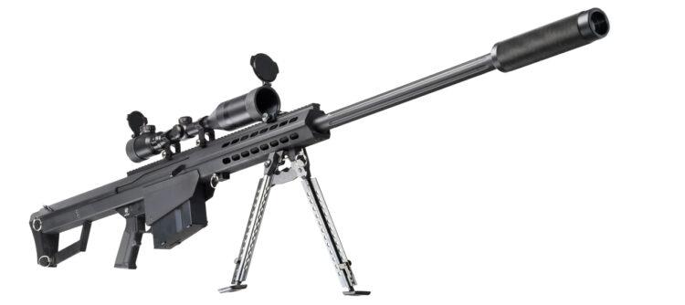M82A1 BARRET